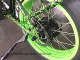 20 Zoll-faltbare fette elektrische Fahrrad Lithium-Ionbatterie alles Gelände En15194