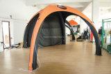 Tente campante gonflable imperméable à l'eau de qualité pour l'exposition