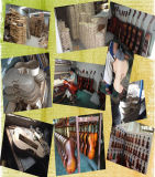 Violino elétrico do violino 4/4 do preço barato por atacado
