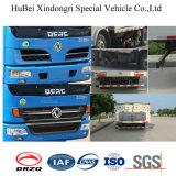 caminhão da vassoura de estrada da sução da poeira de 4cbm Dongfeng Euro4