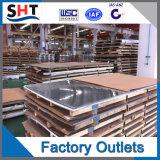 Fabrication de feuille de l'acier inoxydable 316 de Tisco 304 avec le meilleur prix