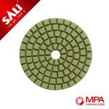 Пусковая площадка диска диаманта полируя для камня, конкретная