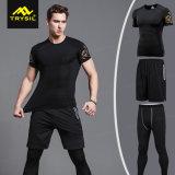 Le camice strette /Legging degli uomini delle 3 parti ansima gli insiemi
