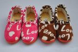 نزاهة جيّدة [قوليتي] قطيفة داخليّة خف حرفة حذاء