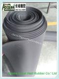 Feuille de caoutchouc butylique de bonne qualité, couvre-tapis d'étage de caoutchouc butylique, Rolls butylique