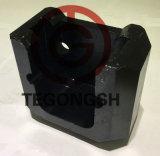 """8 1/2 """" IADC 537 637 Palmen-Bit-Kegel-Felsen-Bit-Rollen-Gesteinsmeißel für Drehbohrgerät-Kernstoßbohrer und HDD Bohrwerkzeug"""