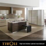 最もよい台所現代デザイン食器棚Tivo-031V