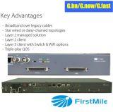 Solución rápida de Fttdp G. para aumentar ADSL/VDSL al acceso de Giga