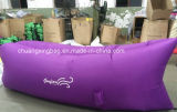 Ontmoetingsplaats van het Ontwerp van Uique de Opblaasbare Luie Dame Bag Air Bed