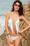 Bikini van het Koord van Halter van de Leeswijzer van dames de Sexy
