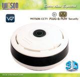 Cámara CCTV 1,3 megapíxeles 3D Vr ojo de pez IP inalámbrica WiFi cámara panorámica de 360 grados de Seguridad