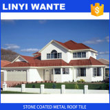 I nuovi materiali che da costruzione gentili cinesi il metallo struttura la Camera del tetto/che hanno strutturato le mattonelle di tetto del metallo