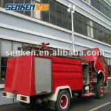 1.5m de montaje en techo del vehículo Mover torre de iluminación