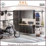 N & l шкафы Woodenl шкафов гаража шкафов инструмента