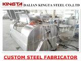 Fabriek van Fabricator van de Collector van het Roestvrij staal van de douane de Beweegbare