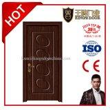 Type portes en bois de porte d'Enry de position intérieure