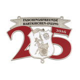 Decklack-Festival-Preis-Medaille mit Farbband