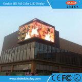 Scheda di schermo esterna di colore completo LED di P16 DIP346 per la parete della costruzione