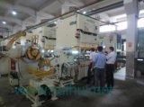 Enderezadora de la máquina de la automatización con el alimentador y ayuda de Uncoiler a hacer piezas del coche