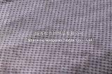 ジャカードによって印刷されるフランネル毛布-灰色勾配