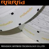 HF zerbrechlich und Anti-Fälschung RFID intelligente Marke/Aufkleber für Schmucksache-Sicherheit