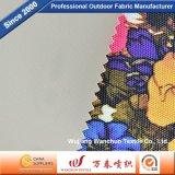Polyester 600d Oxford gedruckt mit Belüftung-Gewebe für das Beutel-Zelt im Freien