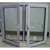 Vidrio doble australiano del PVC Windows del estándar para la ventana de Customizecd (CY1011)