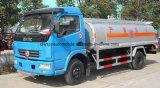 Тележка бака Refueling Dongfeng 7kl 6 топлива тонн тележки топливозаправщика для сбывания
