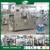 De volledig Automatische Ronde Machine van de Etikettering van de Lijm van de Smelting van de Fles Hete