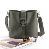 バケツ袋、方法ハンドバッグ、ショルダー・バッグ、ヨーロッパ式のハンドバッグ、PU