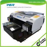 A2 impresora ULTRAVIOLETA vendedora superior de la pelota de golf del color Wer-D4880UV de la talla 8