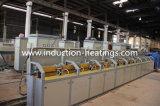 Het Verwarmen van de Inductie van de Spaarder van de energie Apparatuur voor de Lopende band van de Staaf van het Staal