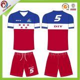 Les uniformes du football de formation du football d'OEM vendent le football en gros Jersey 2017