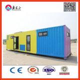Einfaches installiertes modulares Behälter-Haus/Lager/Werkstatt