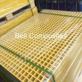 Anticorrosieve Loopbrug, AntislipGrating van de Glasvezel, Grating. van het Comité Glassfiber