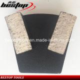 De zachte Malende Hulpmiddelen van het Metaal van de Diamant van de Band voor Vloer Expoy