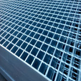 Gegalvaniseerde het staalgrating van de hete ONDERDOMPELING voor platforms
