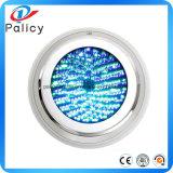 Indicatori luminosi subacquei di PARITÀ 56 del multi di colore LED di telecomando indicatore luminoso della piscina