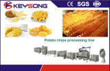 Hohe Kapazitäts-Kartoffelchip-Nahrung, die Maschine herstellt