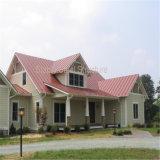 Constructions résidentielles en acier préfabriquées avec le prix bon marché