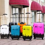 Bw1-020 ABS Suitacase有利なDIYの荷物袋、トロリー旅行荷物