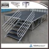 800kg Load-Bearing合板簡単なパフォーマンス段階