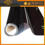 Film de teinture solaire teint noir de guichet de véhicule du professionnel 5%