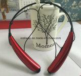 Беспроволочный шлемофон Hbs-750 Bluetooth для тона ПРОФЕССИОНАЛЬНОГО, наушника Hbs-750 LG Bluetooth Neckband стерео
