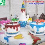 Unterhaltungs-Kaffeetasse-Fahrt, schöne Fahrt für Kinder (BJ-NT54)