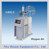 G882A 9 em 1 máquina do Facial do oxigênio da máquina da casca do jato do oxigênio