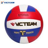 Volleyball estampé par logo fait sur commande de formation de Club-Niveau