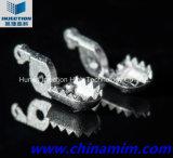 Solução Integrated da tecnologia da metalurgia de pó para as peças de metal médicas da precisão
