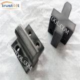 Herstellungs-CNC maschinell bearbeitetes Metalteil für Roboter-Handteile