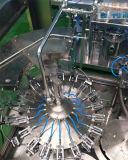 Máquina de rellenar carbonatada de la bebida del casquillo de corona de la botella de cristal